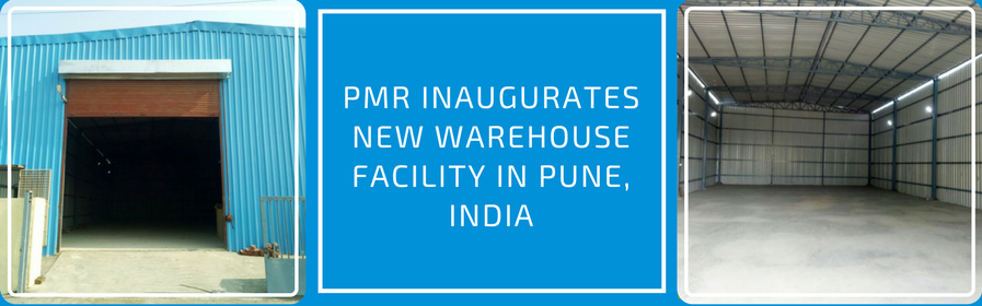 PMR Inaugrates New Warehouse Facility in Pune, India