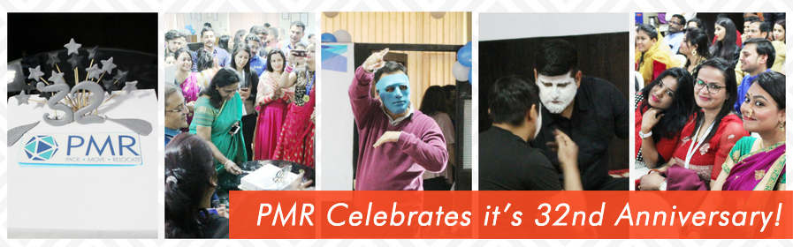 PMR Celebrates It's 32nd Anniversary along with AIM 2018
