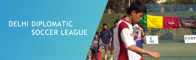 Delhi Diplomatic soccer League